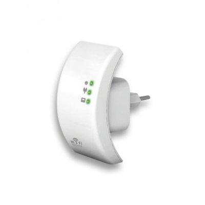 Immagini dell'amplificatore Wi-Fi Techly Ripetitore Wireless Extender 300N