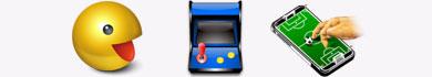 Videogiochi da bar anni 80' e 90' per iPhone