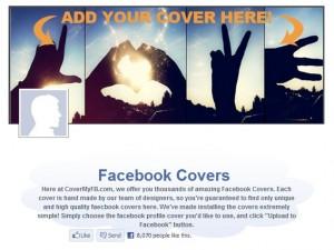 Sito CoverMyFb per scaricare copertine Facebook