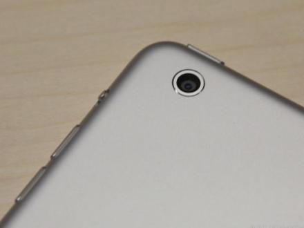 Immagine della fotocamera dell'iPad Mini