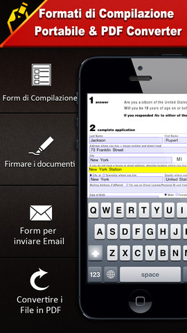 Immagine dell'applicazione PDF Reader Pro