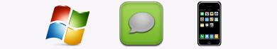 Salvare i messaggi dell'iPhone su Windows