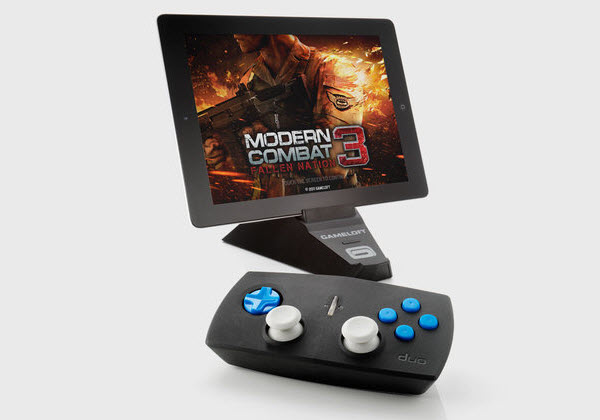 Immagine del dispositivo Duo Gamer per giocare con l'iPad