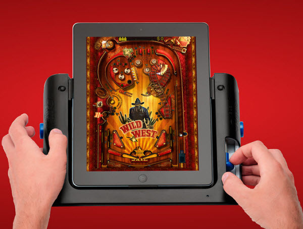 Immagine del dispositivo Duo Pinball per giocare con iPad