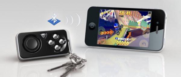 Immagine del dispositivo iMpulse per giocare con l'iPad e l'iPhone