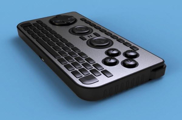 Immagine del dispositivo iControlPad 2 per iPad e iPhone