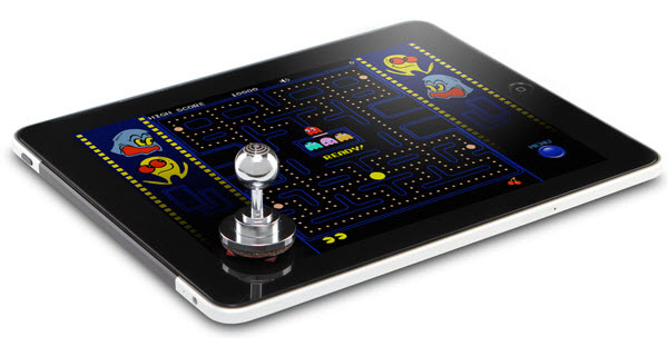 Immagine del dispositivo Joystick-IT per giocare con l'iPad
