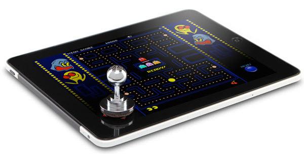 Immagine del dispositivo Joystick-IT per giocare con l'iPad