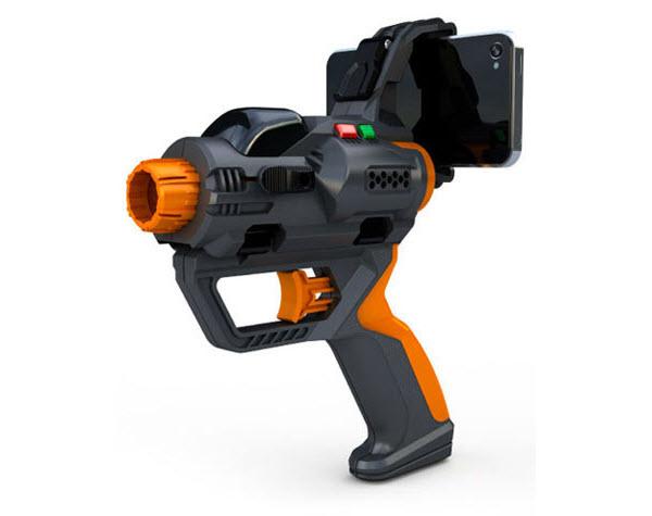 Immagine del dispositivo Laser AppTag per giocare con l'iPhone