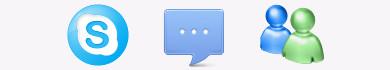 Passare da Messenger a Skype senza perdere i contatti