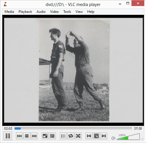 Interfaccia di VLC Media Player