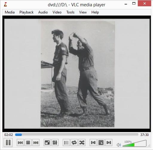 Interfaccia di VLC Media Player
