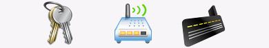 Come accedere al router in caso di password dimenticata