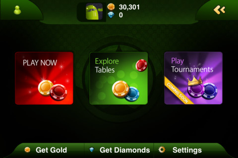 Immagine del gioco di carte DragonPlay Poker per iPhone e iPad