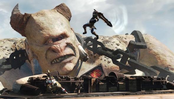 Immagine del gioco God of War III per PS3