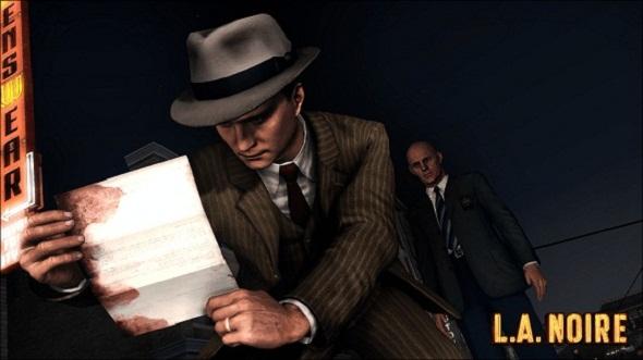 Immagine del gioco L.A. Noire per PS3
