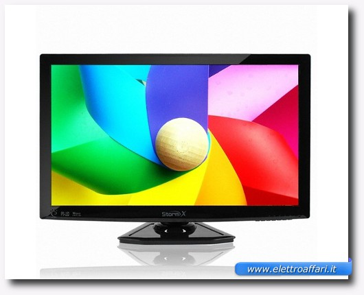 Immagine di un monitor IPS generico