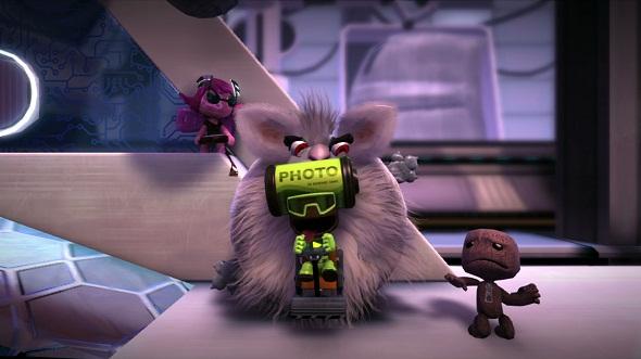 Immagine del gioco LittleBigPlanet 2 per PS3