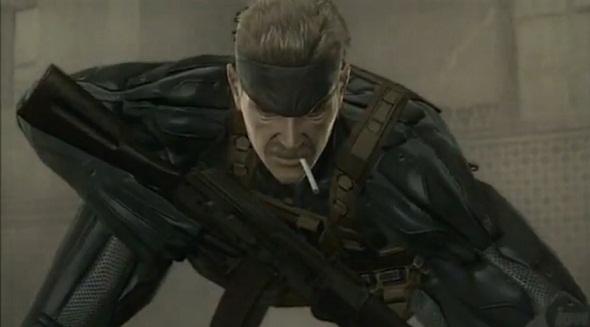 Immagine del gioco Metal Gear Solid 4: Guns of the Patriots per PS3