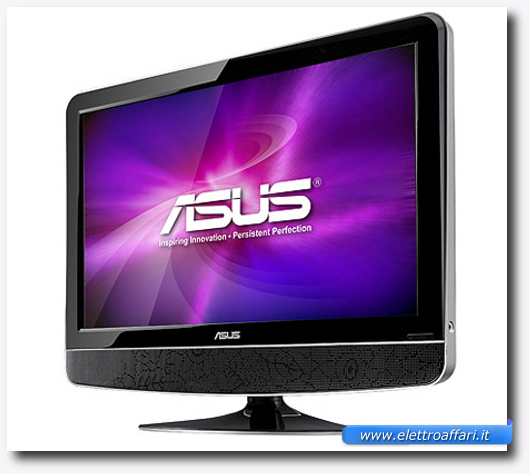 Immagine di un monitor ASUS