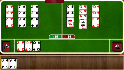 Immagine del gioco di carte Pocket Burraco per iPhone e iPad
