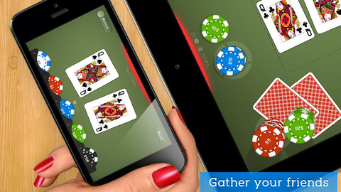 Immagine del gioco di carte porTable per iPhone e iPad