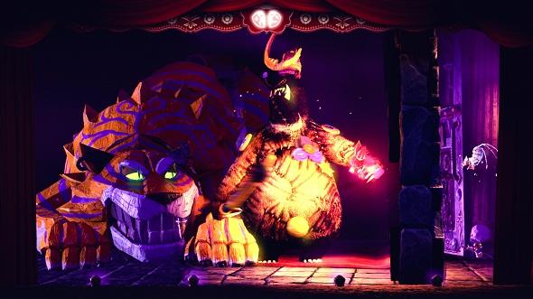 Immagine del gioco Puppeteer per PS3
