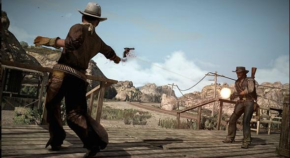 Immagine del gioco Red Dead Redemption per PS3
