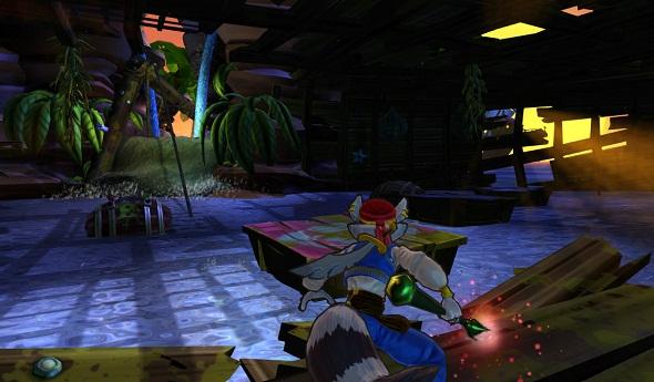 Immagine del gioco Sly Cooper 4: Ladri nel tempo per PS3