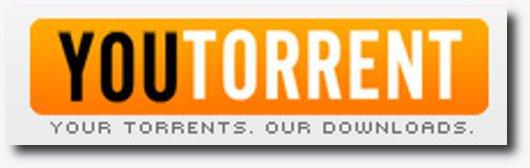 Immagine del sito YouTorrent per scaricare torrent