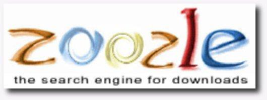 Immagine del sito Zoozle per scaricare torrent