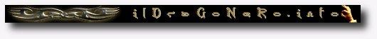 Immagine del sito Il Drago Nero per scaricare torrent