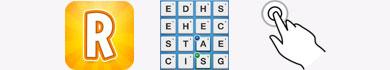 Trucchi Ruzzle per conoscere tutte le parole di uno schema