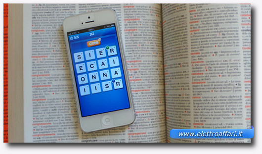 Immagine dell'applicazione per trovare i trucchi su iPhone o Android