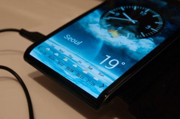 Immagine della fotocamera del Galaxy S4