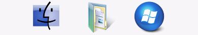 Condividere cartelle tra Mac OS X e Windows 7 e Windows 8