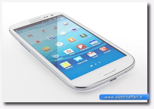 Immagine di uno smartphone S4