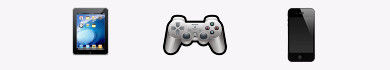 Collegare il controller PS3 all'iPhone o al''iPad
