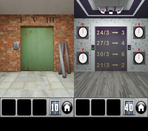 Immagine del gioco 100 Doors 2013 per iPhone e iPad