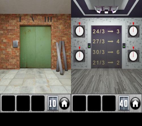 Immagine del gioco 100 Doors 2013 per iPhone e iPad