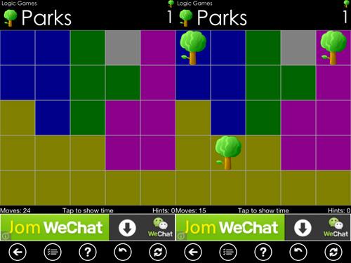 Immagine del gioco 77 Logic Games per iPhone e iPad