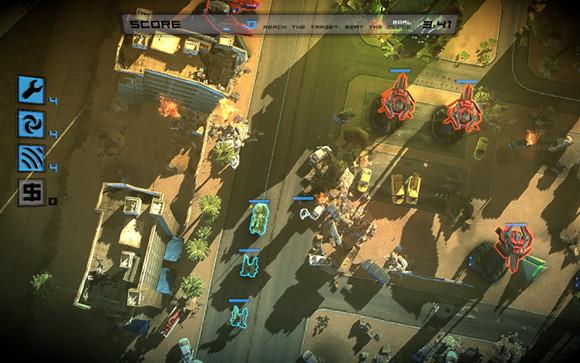 Immagine del gioco Anomaly Warzone Earth per iPad
