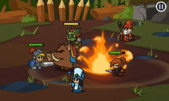 Immagine del gioco Battleheart per iPad