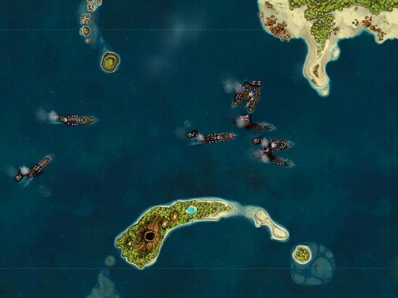 Immagine del gioco Crimson: Steam Pirates per iPad