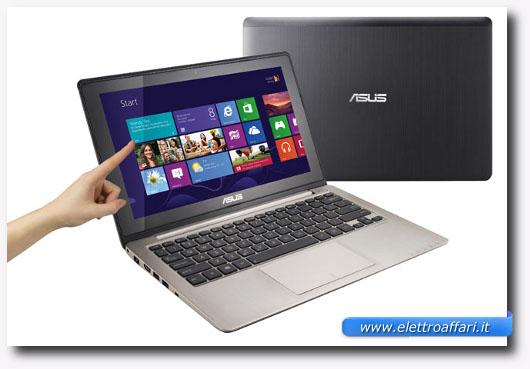 Immagine del portatile Asus VivoBook S200