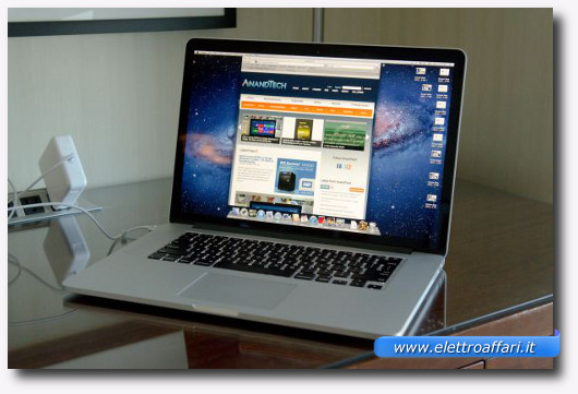 Immagine del portatile Apple Macbook Pro