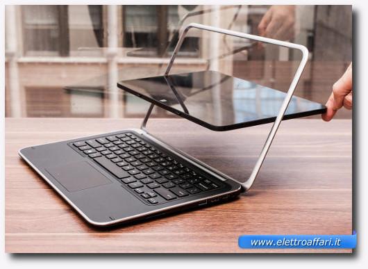 Immagine del portatile Dell XPS 12