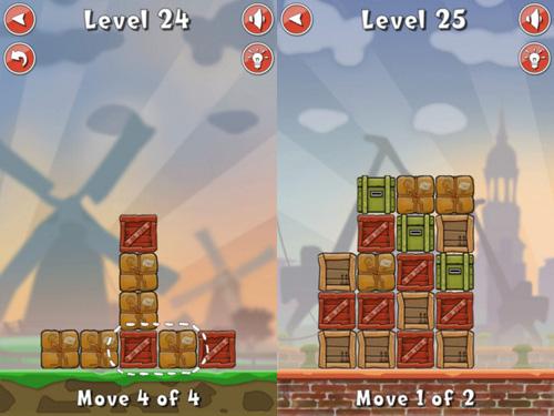 Immagine del gioco Move the box per iPhone e iPad