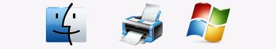 Stampare su stampante condivisa da mac con windows