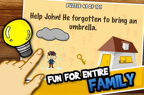 Immagine del gioco What's My IQ per iPhone e iPad